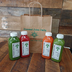 Denver Cold Pressed Juice Cleanse