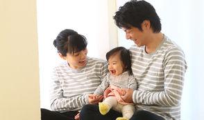 長野でおしゃれな家族写真