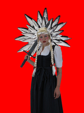 Brunhild with Edelweiß, 2020