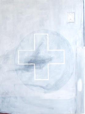 'my personal el dorado', oil on canvas, 160x140 cm, 2017
