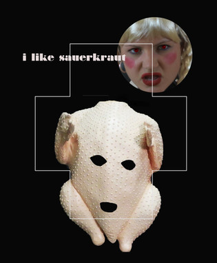 'DNA - Brunhild does not like Sauerkraut