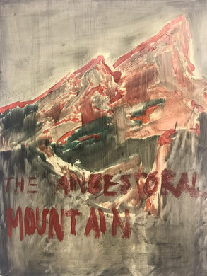 'the ancestral mountain'