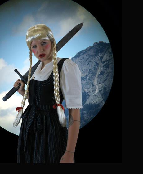 'Brunhild the immigrant'