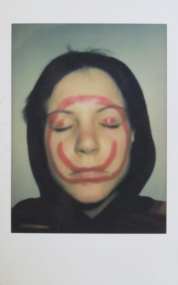 'selfportrait 2', instant photograph, 2019