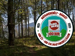 Hanwag100 badge challenge for hikers