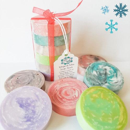 Magical Mini Soap Stack