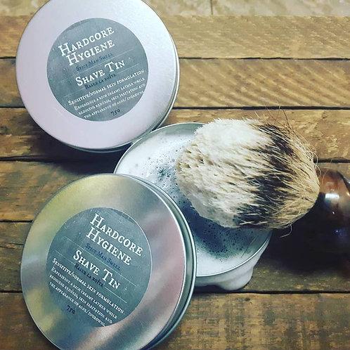 Shave Tin