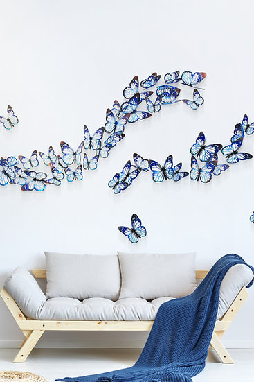 BUTTERFLY (TURQUOISE 2020)