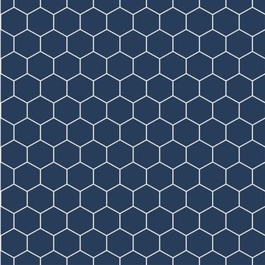 หกเหลี่ยมทันสมัย