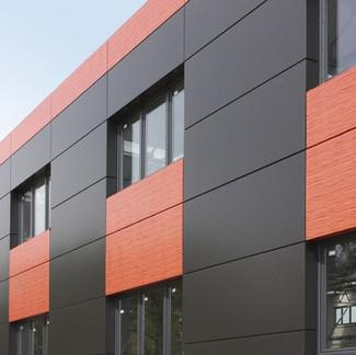Aluminium composite panel ALUCOBOND® des