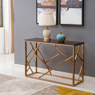 Juxing Furniture Inc 47'' Console Table.
