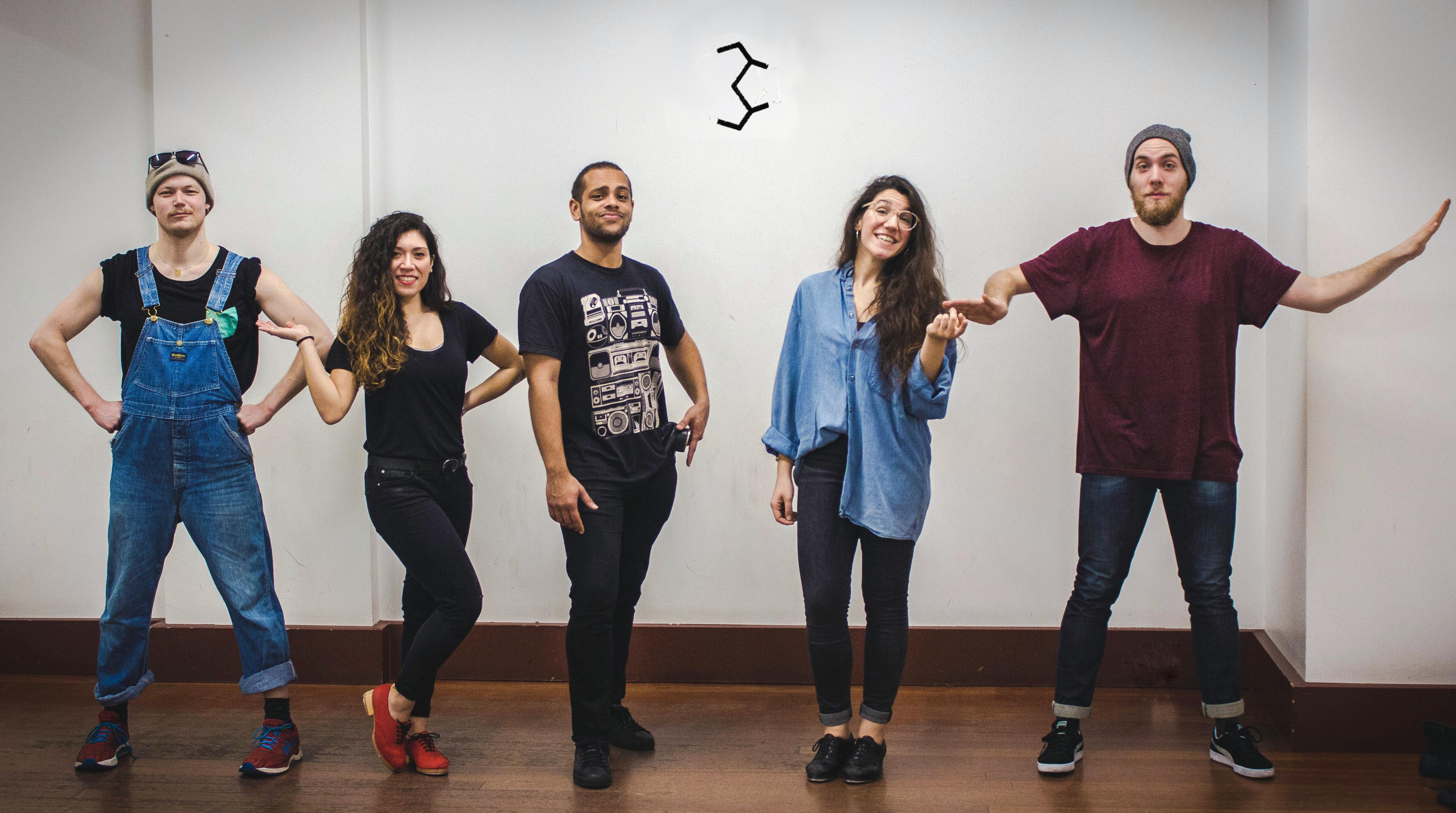 3c - Tap dance company