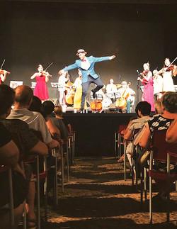 Swing Machine Orchestra - 2019