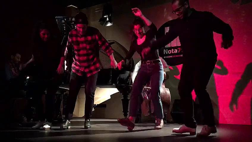 "3c fellows - ""St. Thomas"" (Barcelona Tap Jam feb. 2018)"