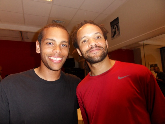 Sam & Savion Glover