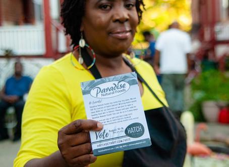Mama Nezaa + Friends Celebrate Hatch Detroit Top 10 at Ohana Gardens