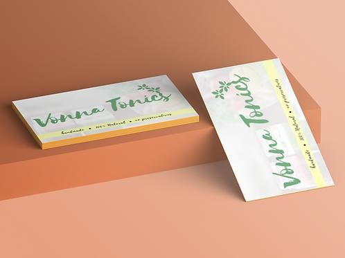 Business Card (PRINT + DESIGN)