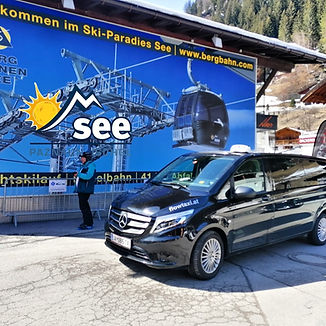 Taxi See Paznauen Transfer : Airport Tax