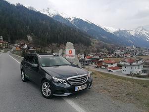 Taxi Landeck nach Pettneu am Arlberg