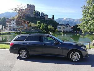 Airport Taxi Innsbruck nach Ladis