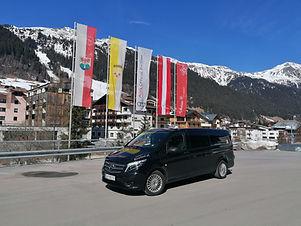 Airport Taxi Transfer Zürich nach St. Anton