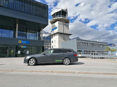 Airport Taxi Von Innsbruck nach Fließ
