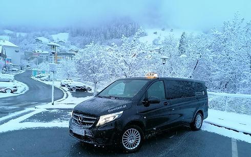 Airport taxi transfer von Zürich nach lech Zürs am Arlberg