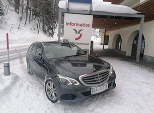 Taxi Landeck nach Samnaun swiss