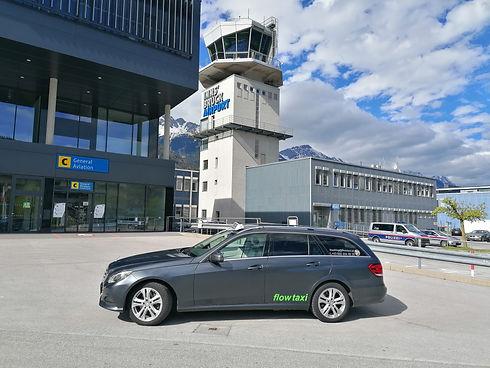 Taxi Transfer vom Flughafen Innsbruck nach St Anton am Arlberg
