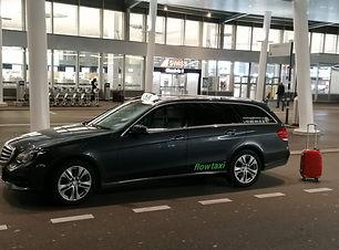 Airport taxi Transfer vom Flughafen Zürich nach St. Christoph