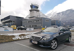 Airport Innsbruck Transfer nach St. Anton am Arlberg