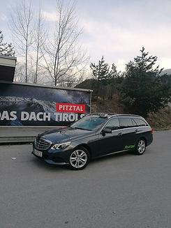 Taxi Zams: Taxi Transfer Pitztal: