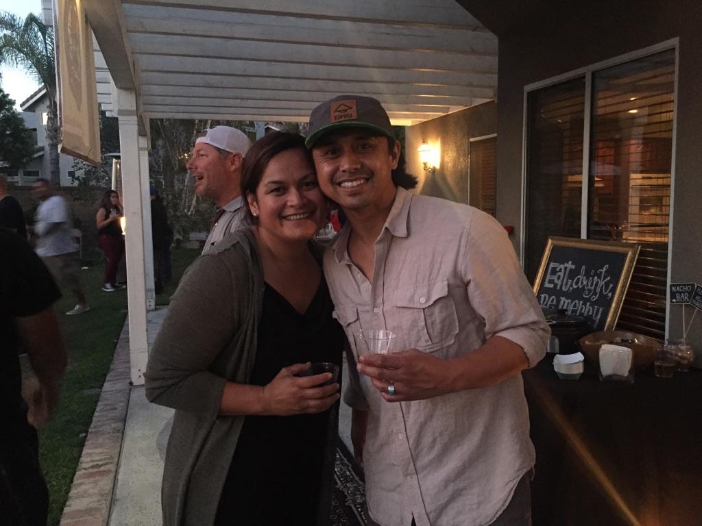 Cousins Gwen & Joey