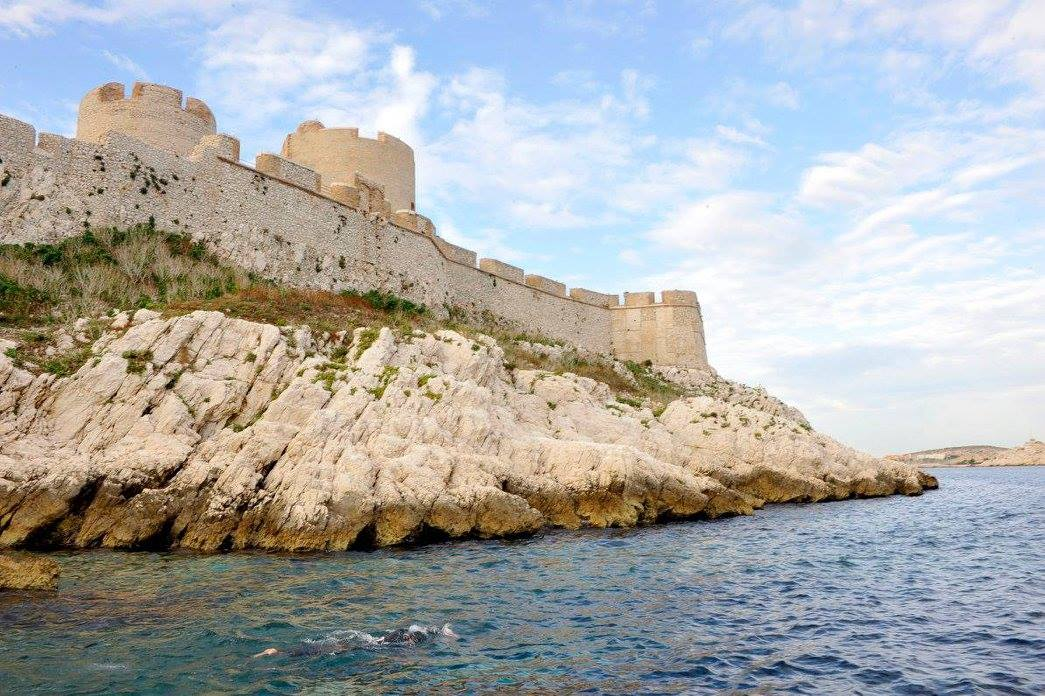 the crossing 2017 preparatory Challenge 1 triathlon in Marseille 6