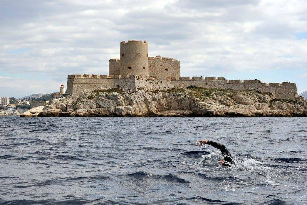 the crossing 2017 preparatory Challenge 1 triathlon in Marseille 21