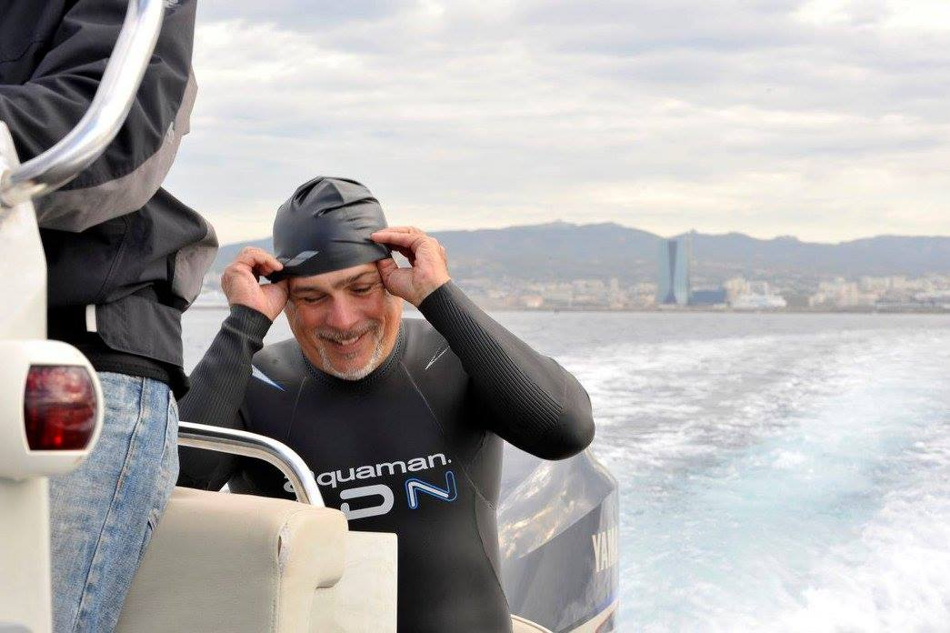 the crossing 2017 preparatory Challenge 1 triathlon in Marseille 4