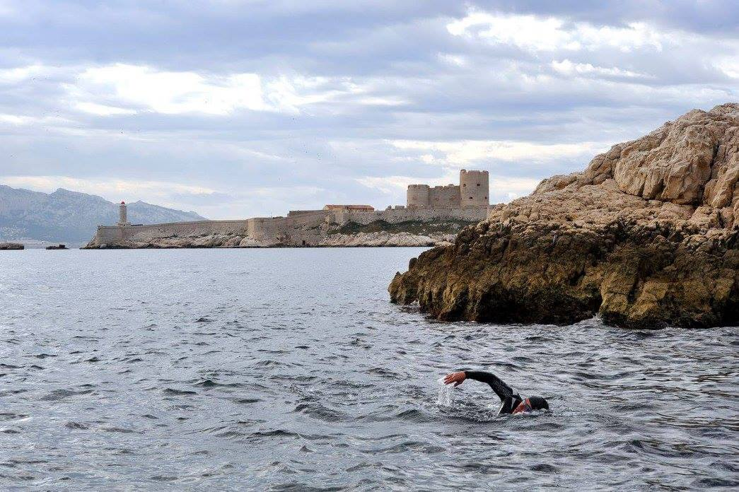 the crossing 2017 preparatory Challenge 1 triathlon in Marseille 7
