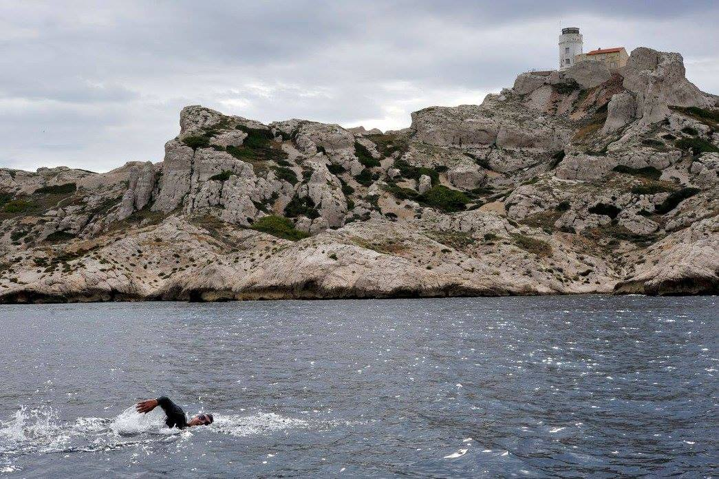 the crossing 2017 preparatory Challenge 1 triathlon in Marseille 14