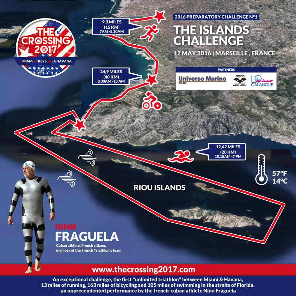 the crossing 2017 preparatory Challenge 2 in Marseille