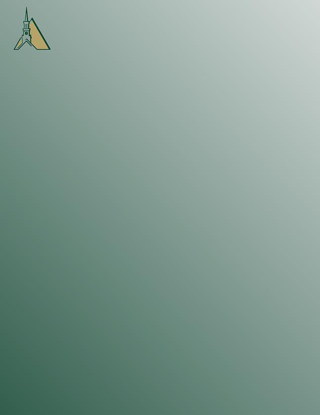 Copy of Piedmont University Green Gradie