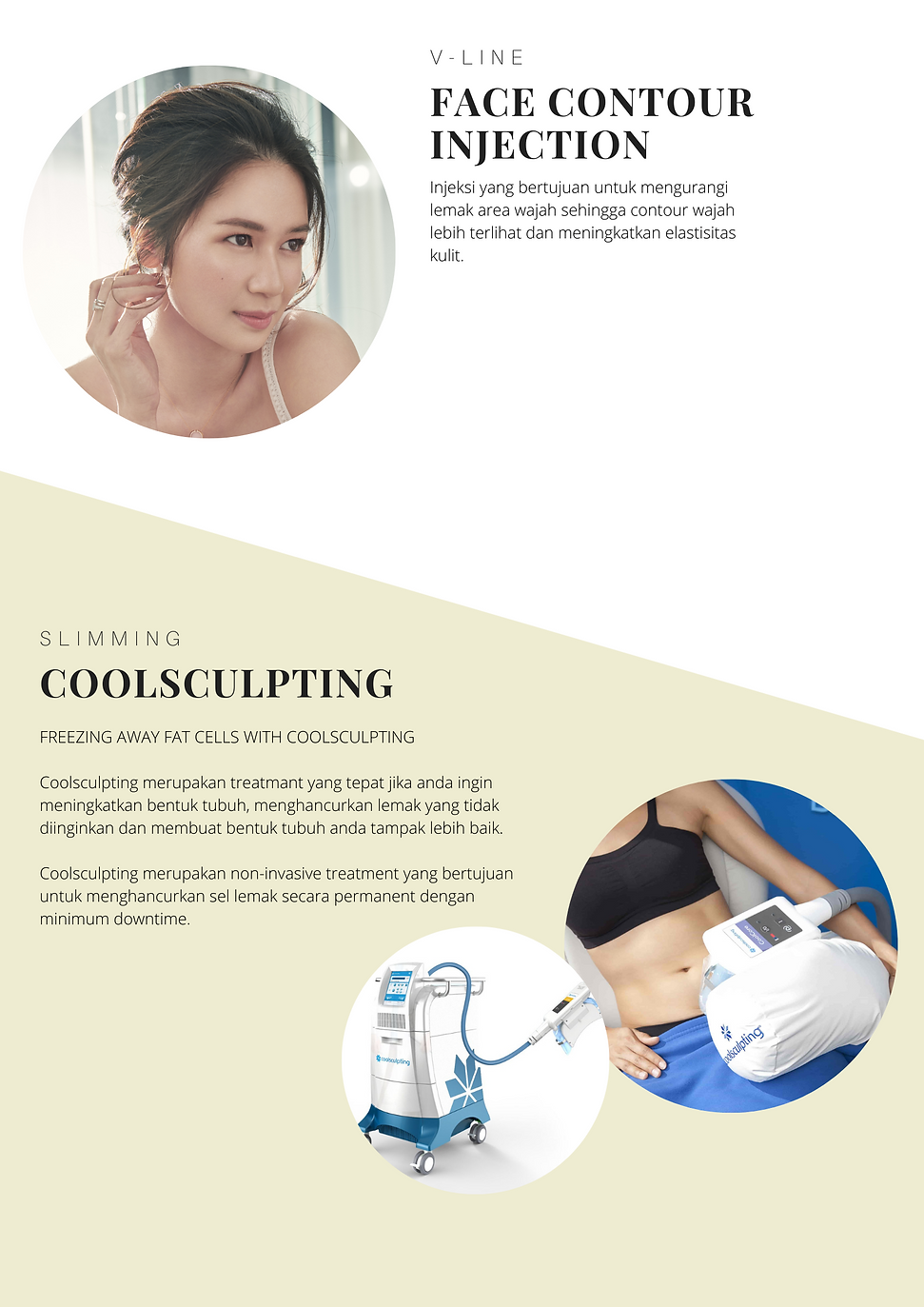W Aesthetic Clinic Treatment