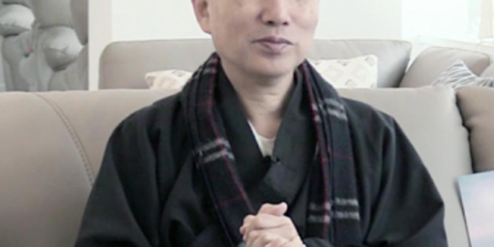 Dharma Talk Series: Venerable Sik Hin Hung (釋衍空法師) | Mr. Ben Kwong (鄺民彬先生)
