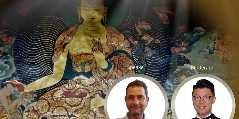 Dharma Talk Series: Dr. Georgios T. Halkias