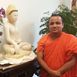 A Chat with Venerable Dipananda