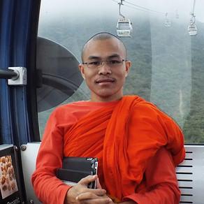 Venerable Buddhavamsa: Journey from Myanmar to Hong Kong