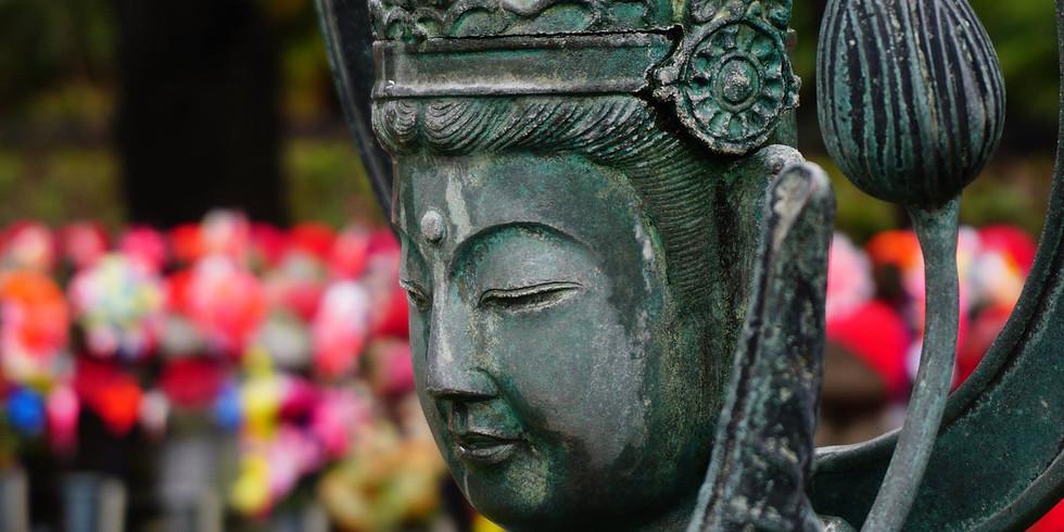 (For demo) Dharma Talk Series: Avalokitesvara Bodhisattva