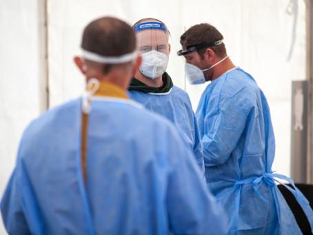 Täglich bis zu 50.000 Tests auf Sylt erwartet – Testzentren nun besonders gefordert
