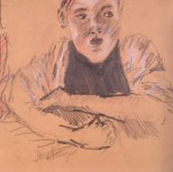 Boy (After Fragonard)