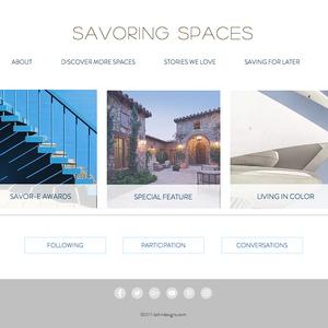 Savoring Space