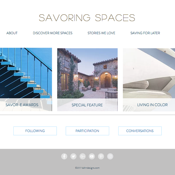 Savoring Space